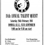 BOMBALA COUNTRY MUSIC TALENT QUEST 001