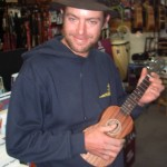 Pete Murphy is a creative maker. He makes guitars, ukuleles..you name it.