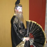 David Learoyd as the Mikado