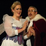 Iolanthe_Julia Clancy & Charles Bradshaw as Iolanthe & Chancellor