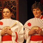 Mikado_Ann Tame & Fay Fox as Japanese ladies