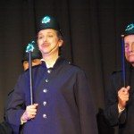 Pirates of Penzance_Leslie Spencer & John Price as policemen