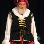 Yeoman of the Guard_Nick Giger as 2nd Yeoman
