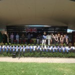 Advance Australia Fair with the Monaro Youth Choir