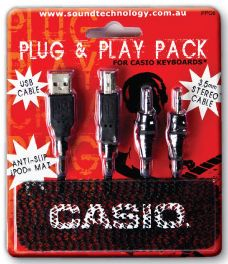 Free Casio Plug & Play