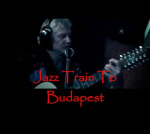 jazz train to budapest albumcover