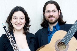 Jacob Cordover with special guest. Laura Karney (oboe & cor anglais)