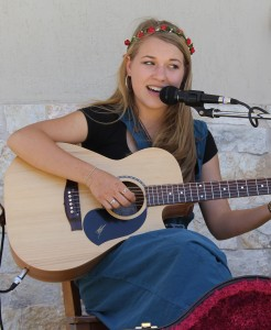 Vendulka Wichta - Australian National Busking Secondary Champion 213. And Peoples Choice Award