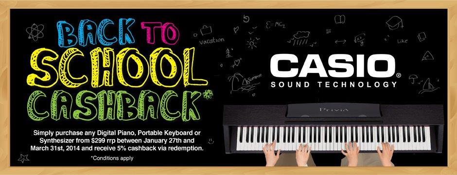 BTS Digital Piano Cashback Web Banner