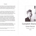 CAMPBELL DIAMOND PROGRAM 001