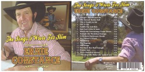 ERNIE CONSTANCE_SONGS I WROTE FOR SLIM