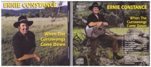 ERNIE CONSTANCE_WHEN THE CURRAWONGS COME DOWN