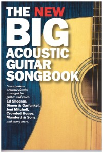 THE NEW BIG ACOUSTIC GUITAR SONGBOOK 001