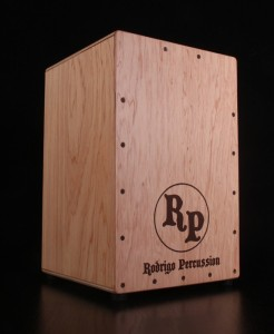 Cajon-Rodrigo Percussion-All Natural Ceder