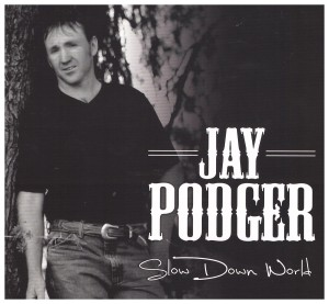 jay poger cd slow down world 001