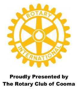 proudly presented by the rotary club of cooma new logo
