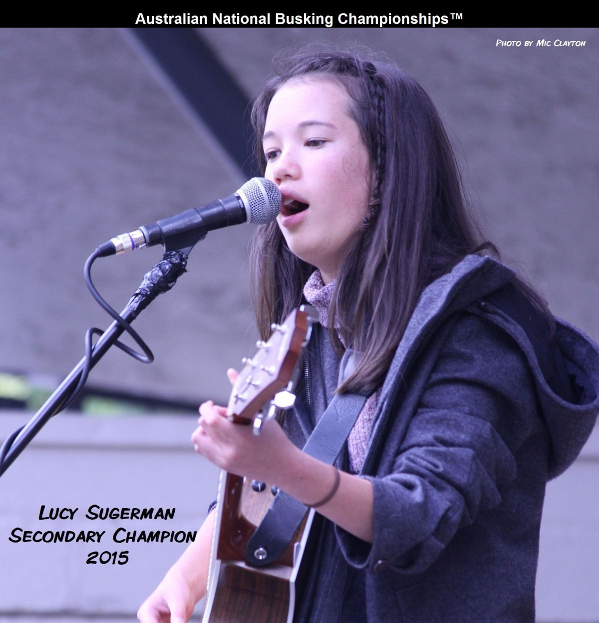 Lucy Sugerman 2015