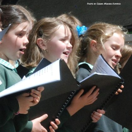 St Patricks Primary School Choir